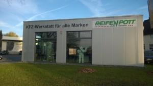 Reifen-Pott Bielefeld Beckhausstr